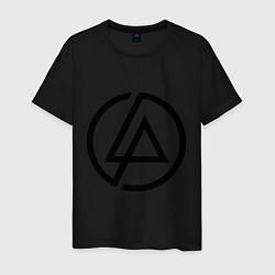 Мужская футболка Linkin Park: Sybmol