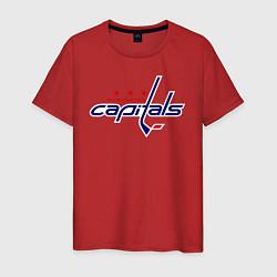 Мужская футболка Washington Capitals