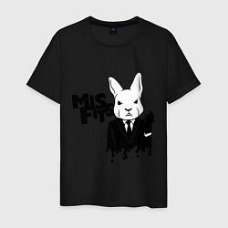 Мужская футболка Misfits Rabbit