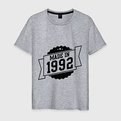 Мужская футболка Made in 1992