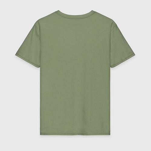 Мужская футболка Made in 1995 / Авокадо – фото 2