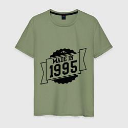 Мужская футболка Made in 1995