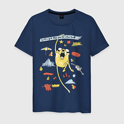 Мужская футболка Happy Jake