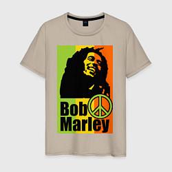 Мужская футболка Bob Marley: Jamaica