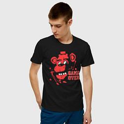 Футболка хлопковая мужская Freddy Game Over - фото 2