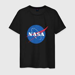 Мужская футболка NASA: Logo