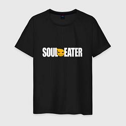 Мужская футболка Soul Eater: White