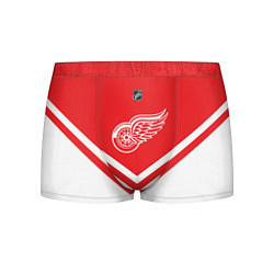 Трусы-боксеры мужские NHL: Detroit Red Wings цвета 3D — фото 1