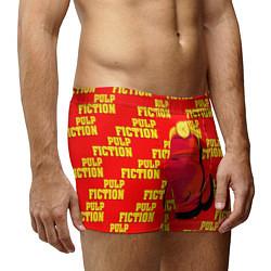 Трусы-боксеры мужские Pulp Fiction: Boxing glove цвета 3D — фото 2