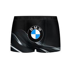 Мужские 3D-трусы боксеры с принтом BMW, цвет: 3D, артикул: 10206530703997 — фото 1
