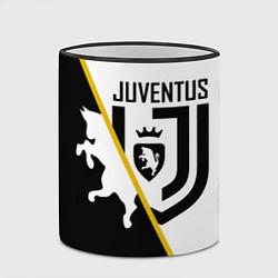 Кружка 3D FC Juventus: Football Point цвета 3D-черный кант — фото 2
