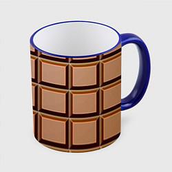 Кружка цветная Шоколад