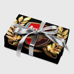 Бумага для упаковки Arsenal цвета 3D-принт — фото 2