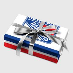 Бумага для упаковки New York Rangers цвета 3D-принт — фото 2