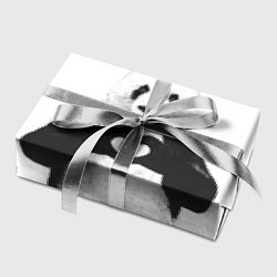 Бумага для упаковки Panda Love цвета 3D — фото 2