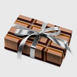 Бумага для упаковки Шоколад цвета 3D — фото 2