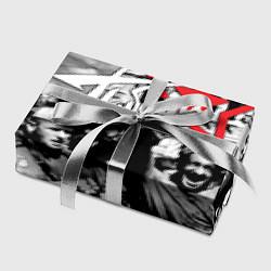 Бумага для упаковки 9 мая 7 цвета 3D — фото 2