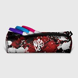 Пенал для ручек Noize MC цвета 3D-принт — фото 2