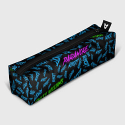 Пенал для ручек Paramore RIOT! цвета 3D-принт — фото 1