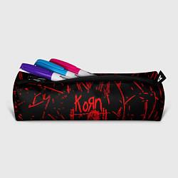 Пенал для ручек Korn цвета 3D-принт — фото 2