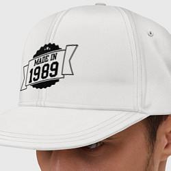 Кепка снепбек Made in 1989