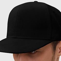 Кепка-снепбек Watch Dogs цвета черный — фото 1