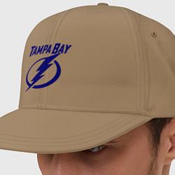 Кепка-снепбек HC Tampa Bay цвета миндальный — фото 1
