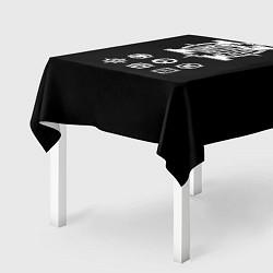 Скатерть для стола BlizzCon Symbols цвета 3D — фото 2