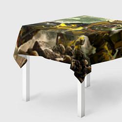 Скатерть для стола WH40k warboss цвета 3D-принт — фото 2