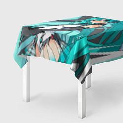 Скатерть для стола Miku1 цвета 3D — фото 2