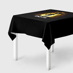 Скатерть для стола Disenchantment: Do it цвета 3D-принт — фото 2