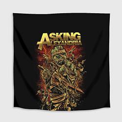 Скатерть для стола Asking Alexandria цвета 3D — фото 1