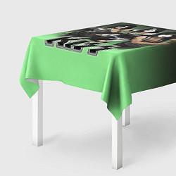 Скатерть для стола Kiss цвета 3D — фото 2