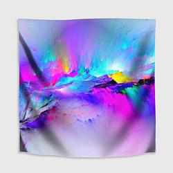Скатерть для стола Абстракция цвета 3D — фото 1