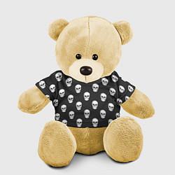 Игрушка-медвежонок BFMV: Skulls цвета 3D-желтый — фото 1
