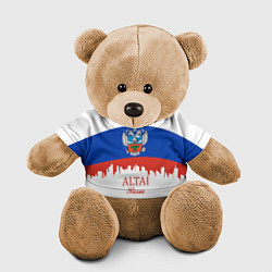 Игрушка-медвежонок Altai: Russia цвета 3D-коричневый — фото 1