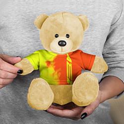 Игрушка-медвежонок Ateez цвета 3D-желтый — фото 2