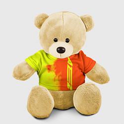 Игрушка-медвежонок Ateez цвета 3D-желтый — фото 1