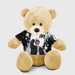 Игрушка-медвежонок СЛАВА МАРЛОУ цвета 3D-желтый — фото 1