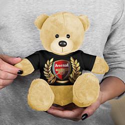 Игрушка-медвежонок Arsenal цвета 3D-желтый — фото 2