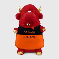 Игрушка-бычок Orange Is the New Black цвета 3D-красный — фото 1