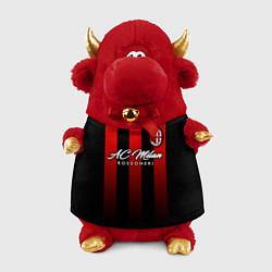 Игрушка-бычок AC Milan цвета 3D-красный — фото 1