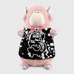 Игрушка-бычок Five Nights at Freddy цвета 3D-светло-розовый — фото 1
