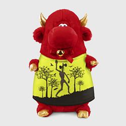 Игрушка-бычок Siren Head цвета 3D-красный — фото 1