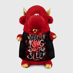 Игрушка-бычок Doctor Sleep цвета 3D-красный — фото 1