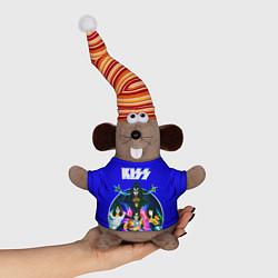 Игрушка-мышка Kiss Show цвета 3D-серый — фото 1