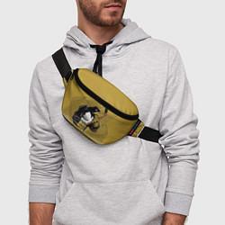 Поясная сумка Pittsburgh Penguins цвета 3D — фото 2