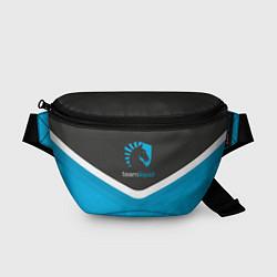 Поясная сумка Team Liquid Uniform цвета 3D-принт — фото 1