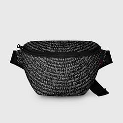 Поясная сумка Руны цвета 3D-принт — фото 1