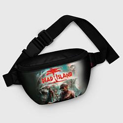 Поясная сумка Dead Island цвета 3D — фото 2